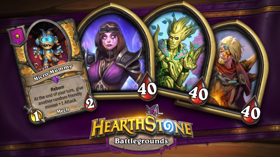Hearthstone 18.2 Patch