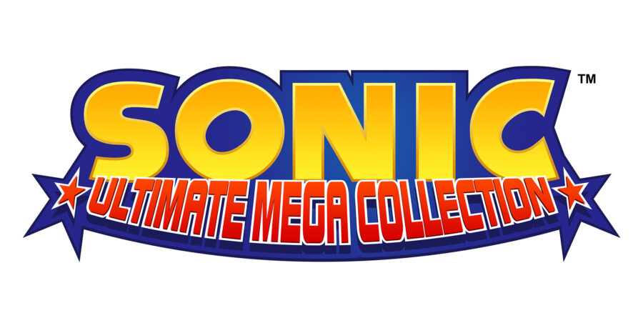 Sonic Ultimate Mega Collection leaked logo