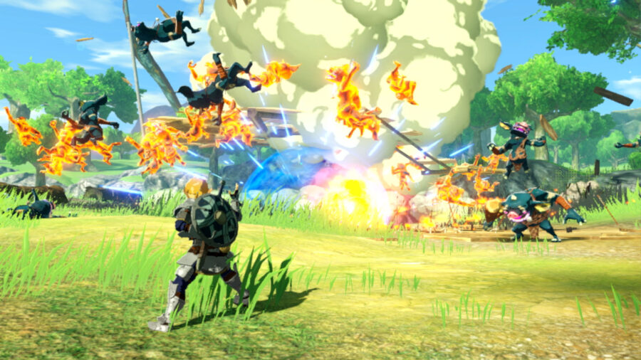 Hyrule Warriors Age Of Calamity Data Mined Game Roster Has Been Leaked Pro Game Guides