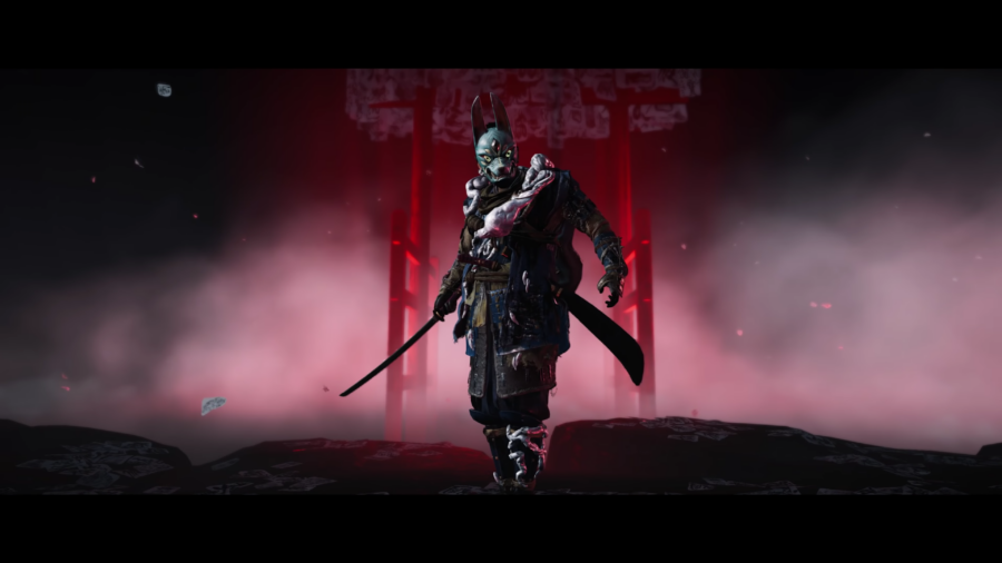 A picture of the Assassin Class in Ghost of Tsushima: Legends