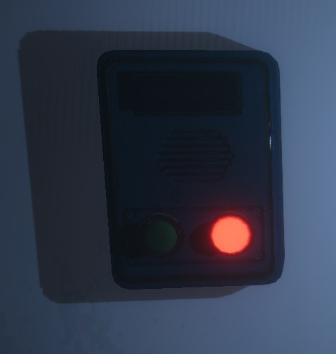 A screenshot of the Motion Sensor in Phasmophobia