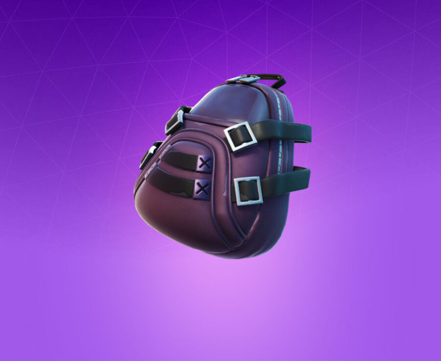 Batty Pack Back Bling