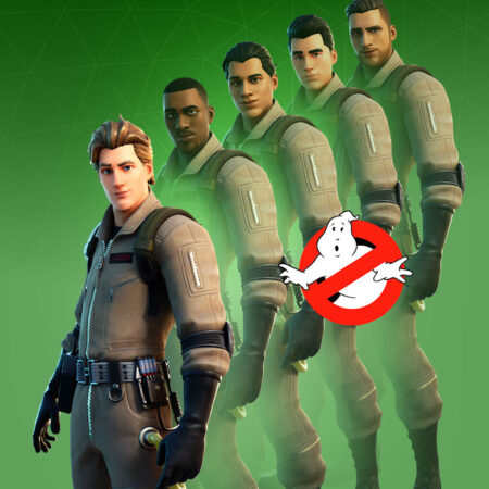 Ghostbusters Crew