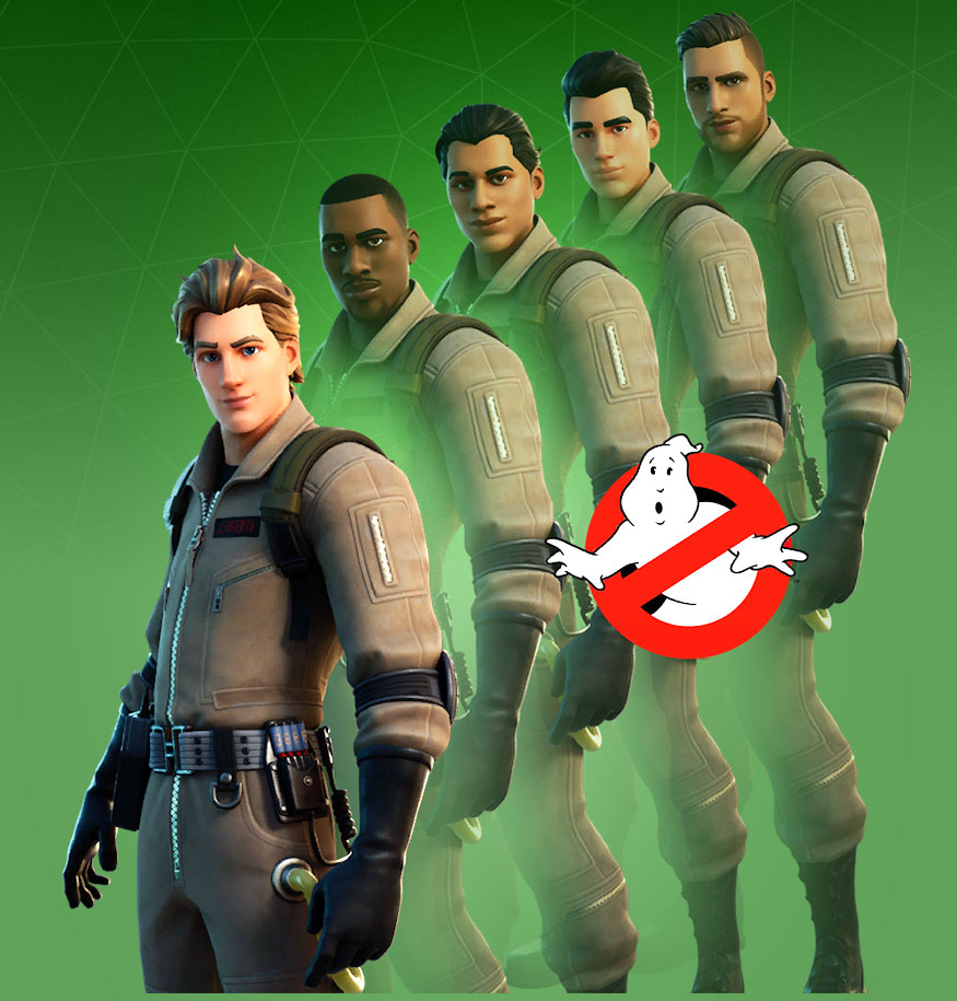 Ghostbusters Crew Bundle