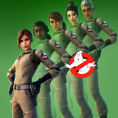 Ghostbusters Patrol