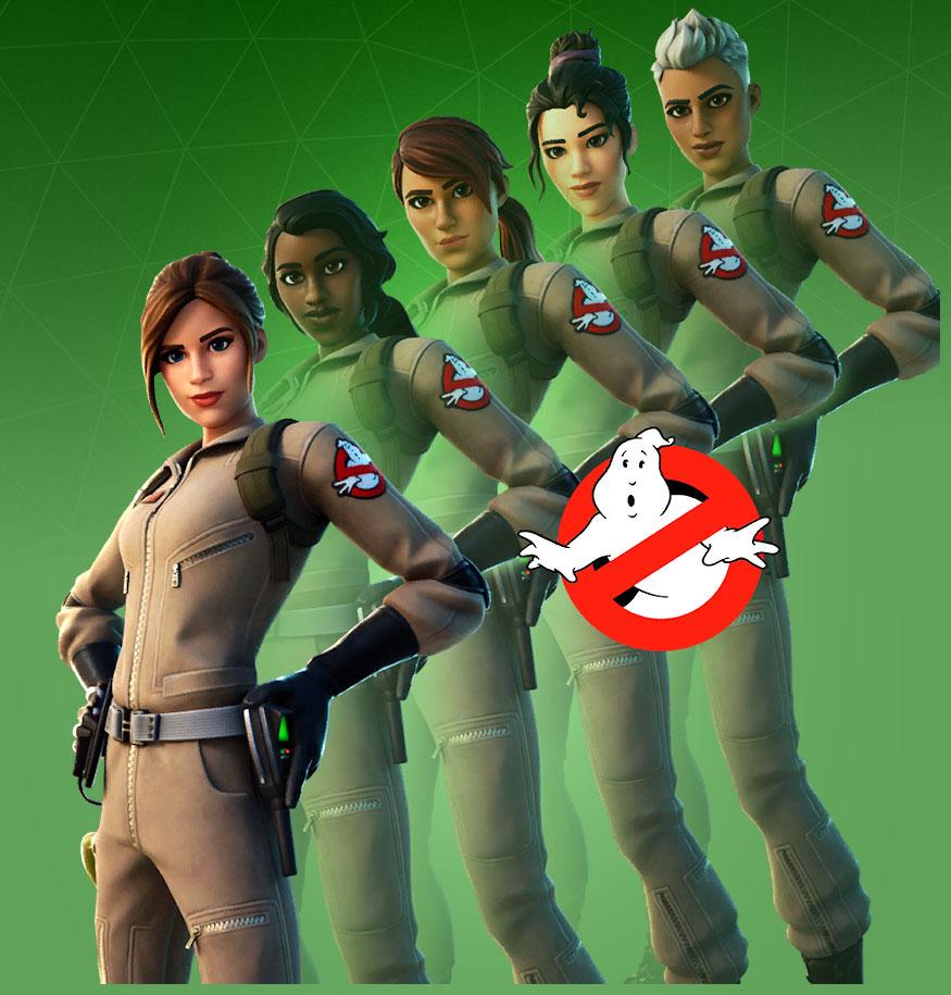 Ghostbusters Patrol Bundle