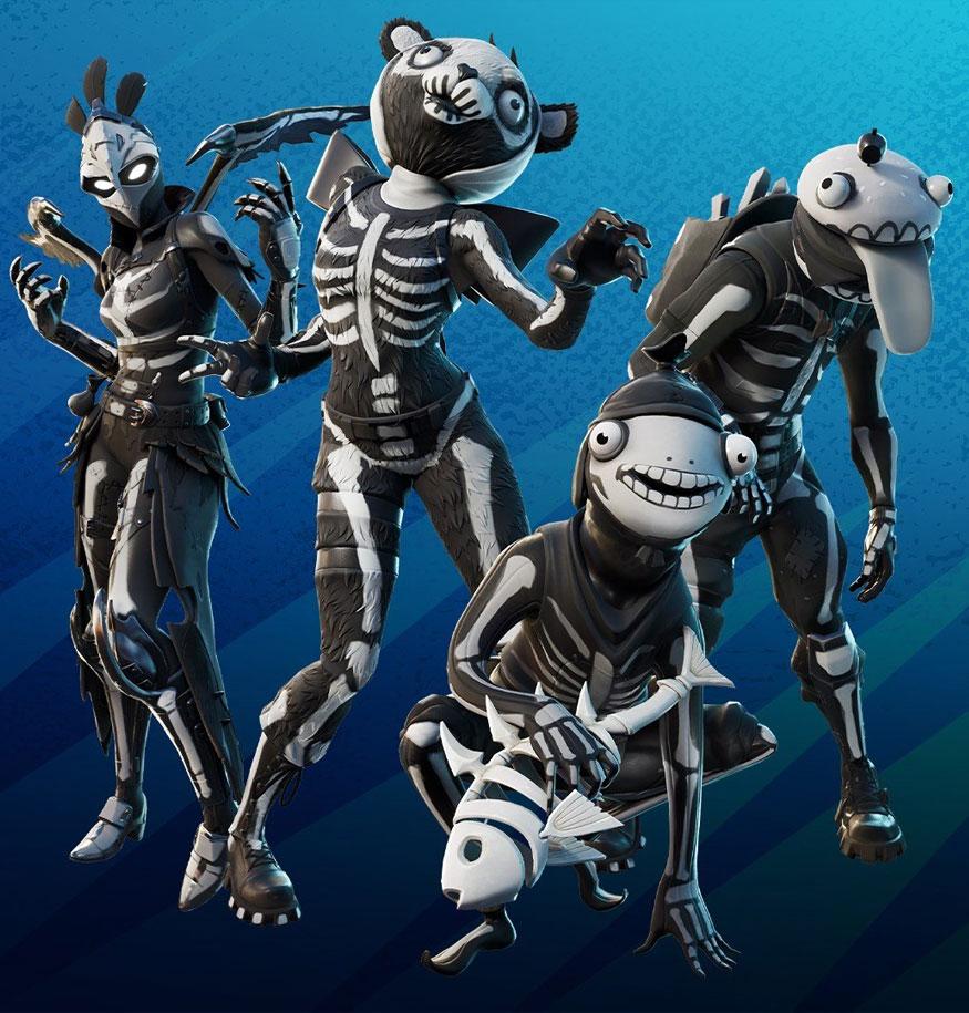 Skull Squad Pack Bundle