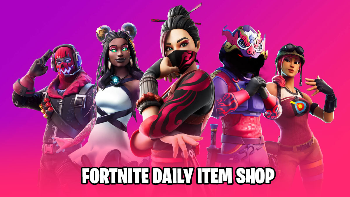 Fortnite Item Shop featured image