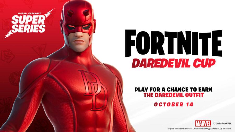 Fortnite Daredevil Cup details