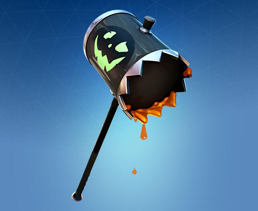 Smash O'-Lantern Harvesting Tool