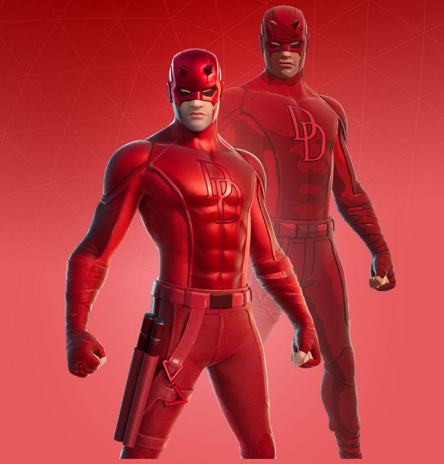 Daredevil Skin