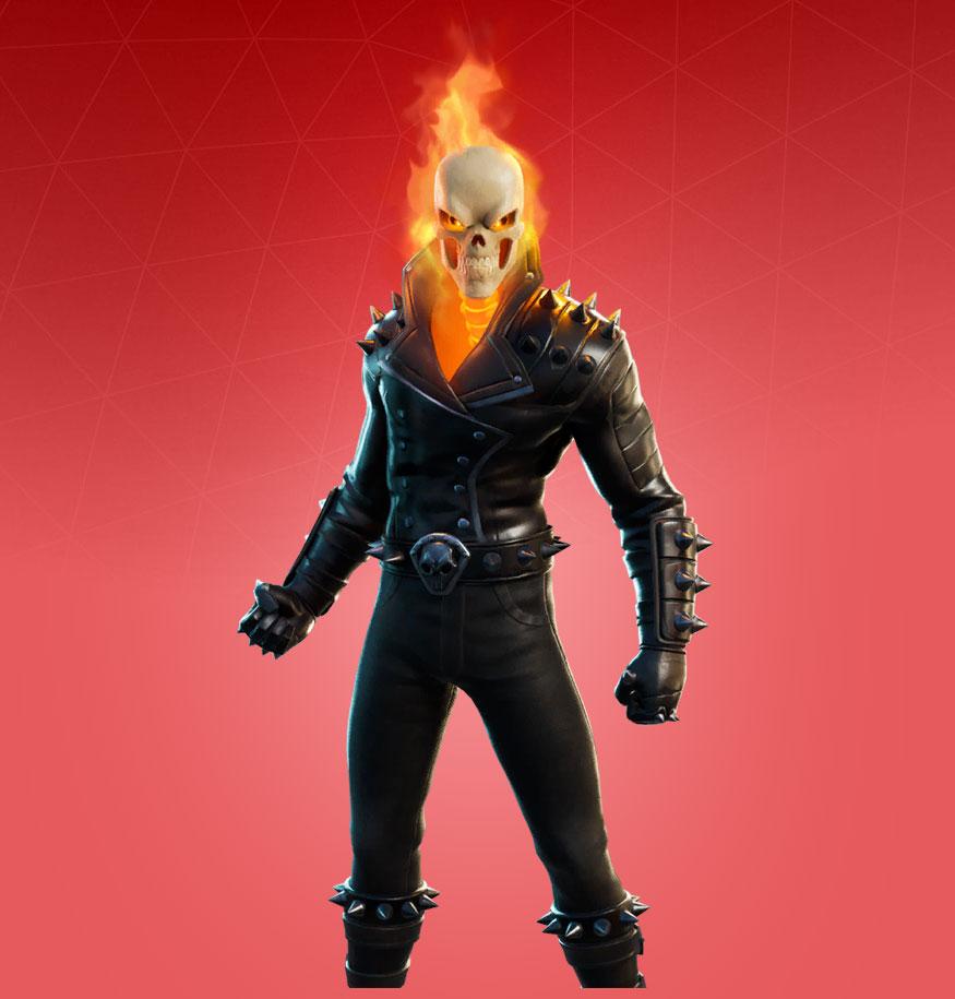 Ghost Rider Skin