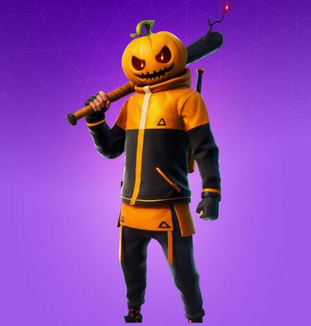 Скины на Хэллоуин в Fortnite (2020)