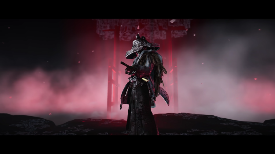 A picture of the Ronin Class in Ghost of Tsushima: Legends