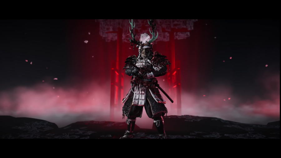A picture of the Samurai Class in Ghost of Tsushima: Legends