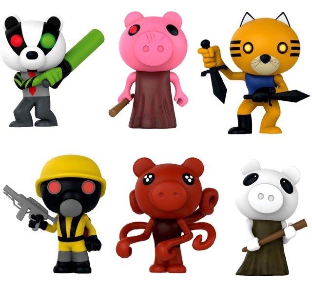 Roblox Piggy figurines