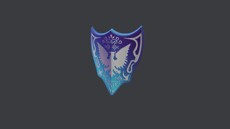 Shield of the Sentinel Roblox avatar item