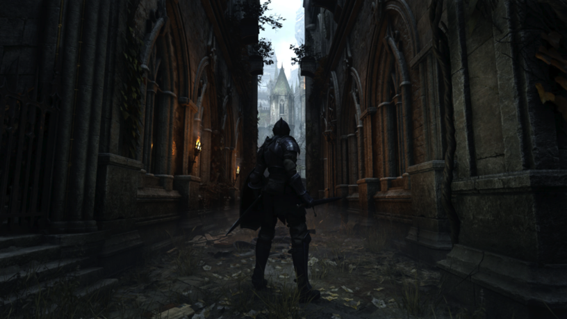 How To Get The Penetrator Armor Set In Demon's Souls