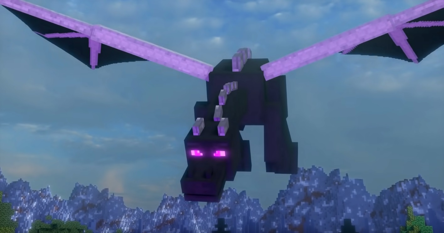 How to get an Ender Dragon head in Minecraft - Pro Game Guides
