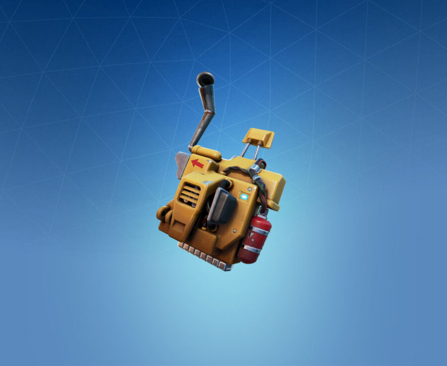 Constructor Classic Back Bling
