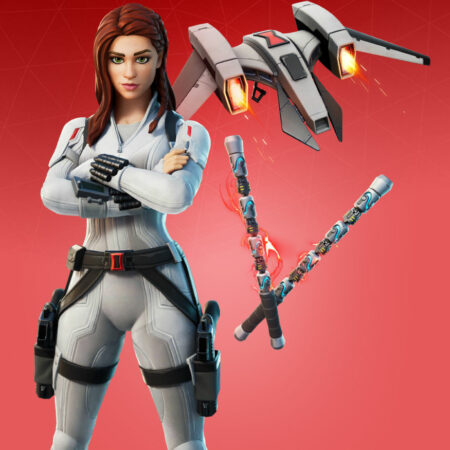 Black Widow (Snow Suit) Bundle