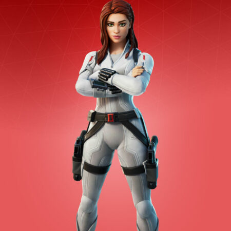 Black Widow (Snow Suit) skin
