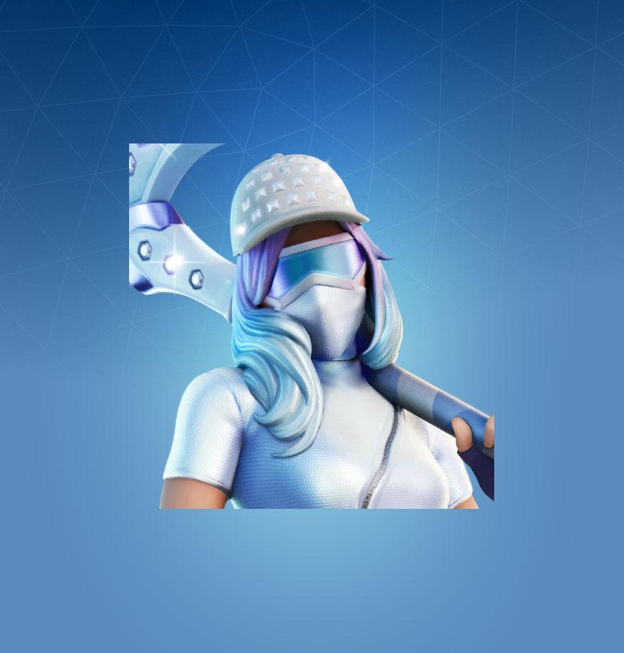 Ice Raider Skin
