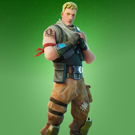 Jonesy the First skin