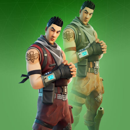 Original Renegade skin