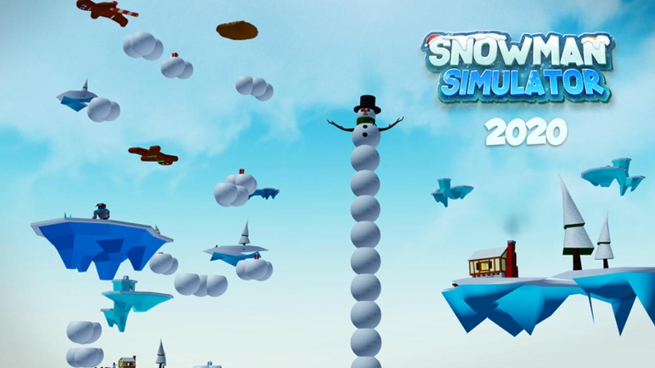 Roblox Snowman Simulator Codes (December 2020) - Pro Game ...