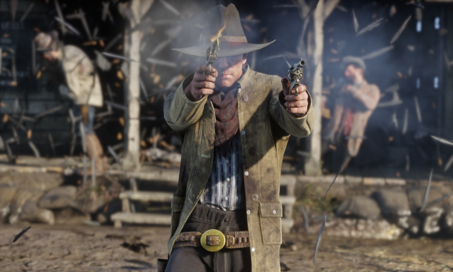 How to get gold in Red Dead Redemption 2 Online