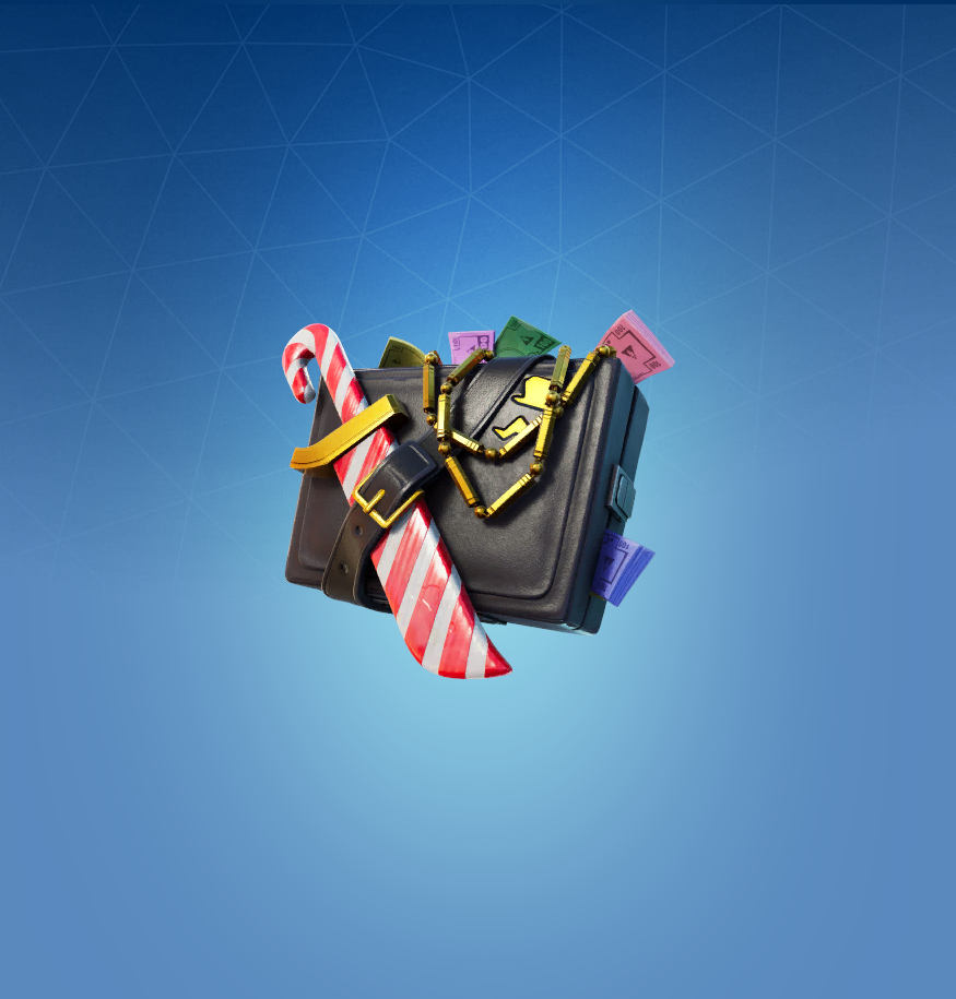 Candy Cache Back Bling