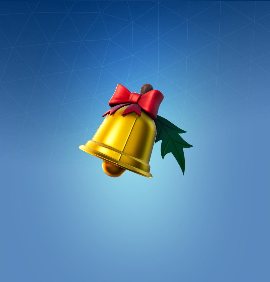 Cheery Chime Back Bling