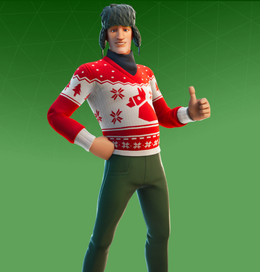 Cozy Jonesy Skin