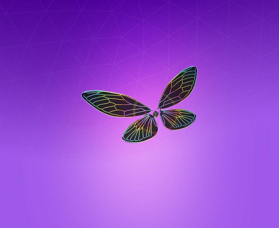 Glow Wings Glider