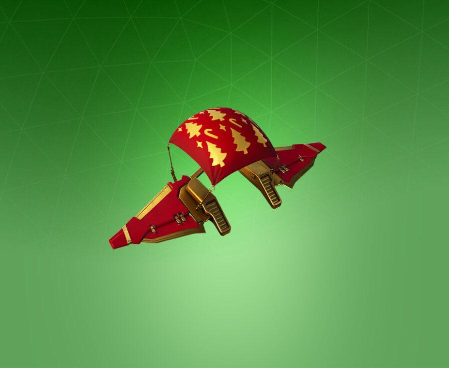 Jingle Wing Glider