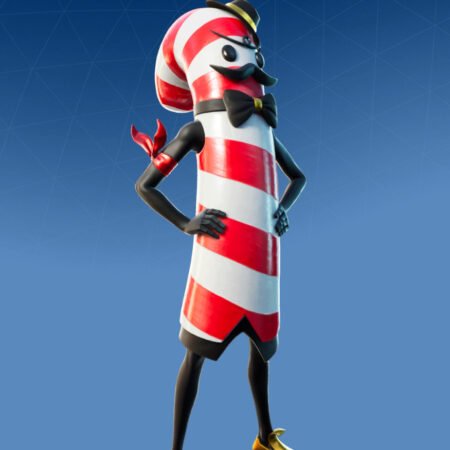 Mr. Dappermint skin