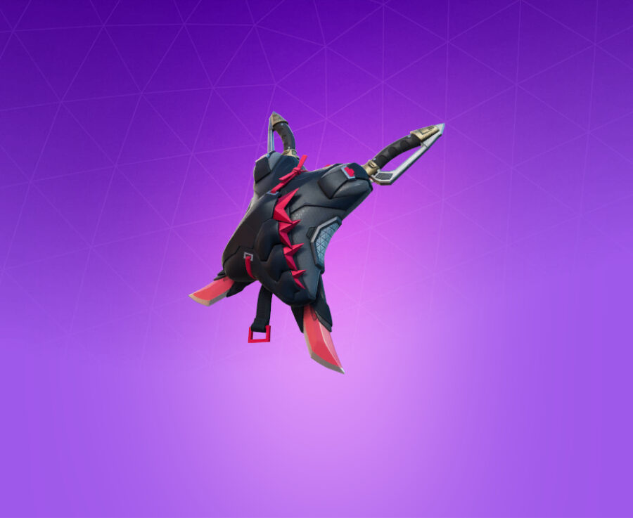 Spirit's Pact Back Bling