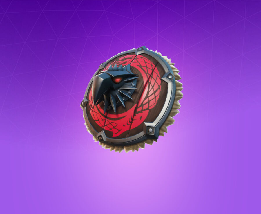Wildheart Buckler Back Bling