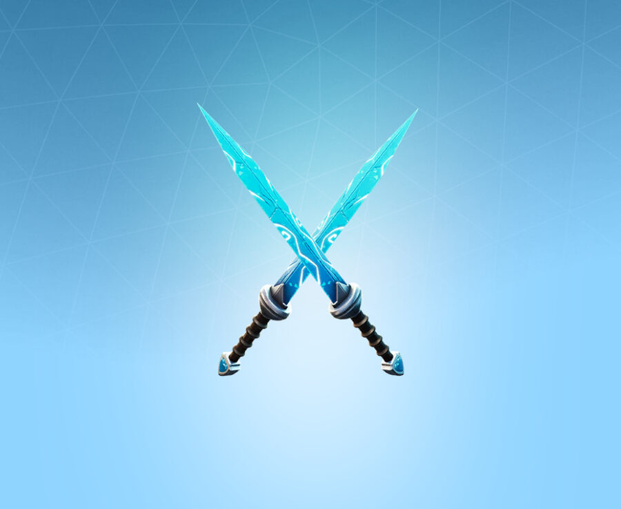 Brrr-witching Blades Harvesting Tool
