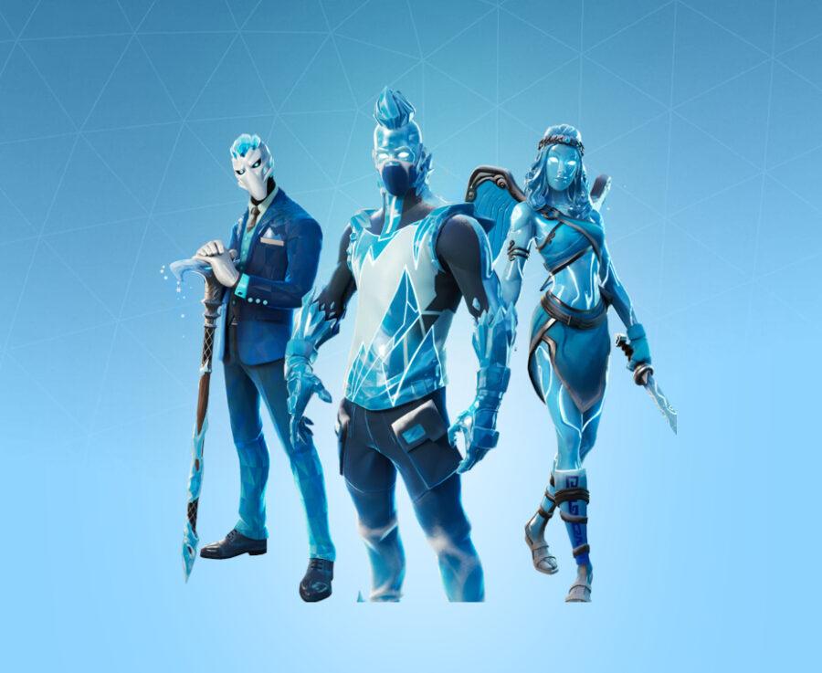 Frost Legends Bundle