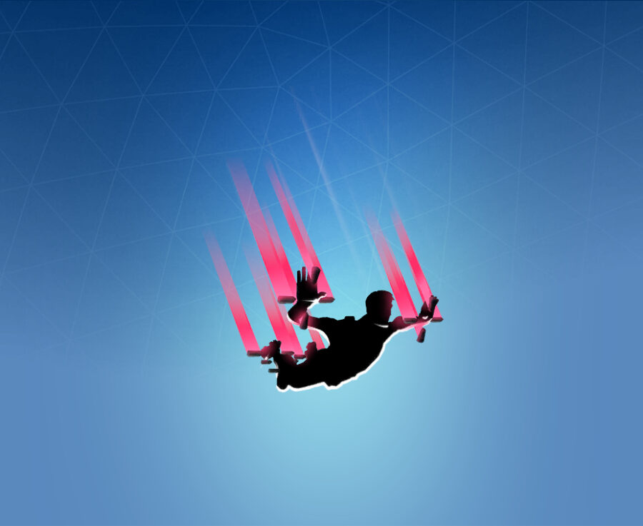 Target Acquired Contrail