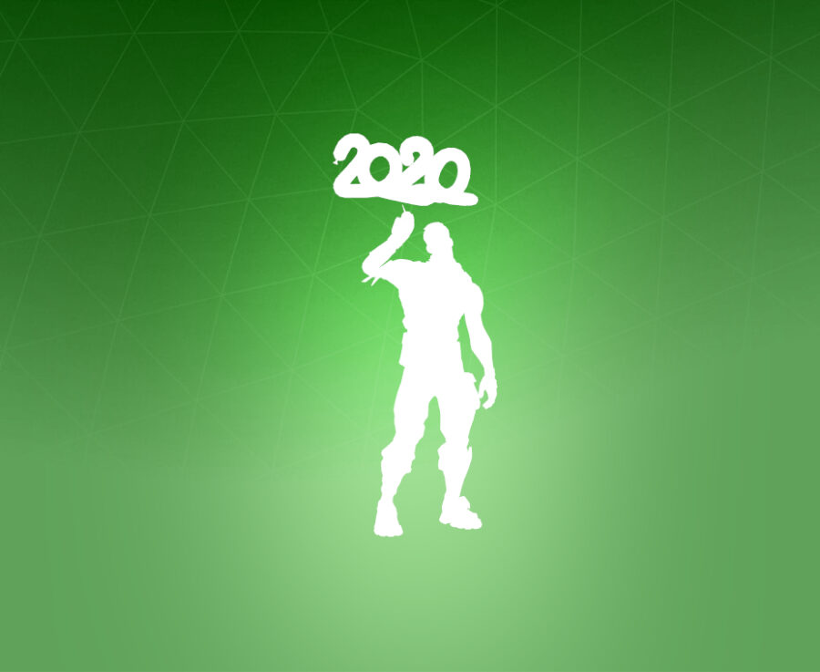 Out With The Old Emote