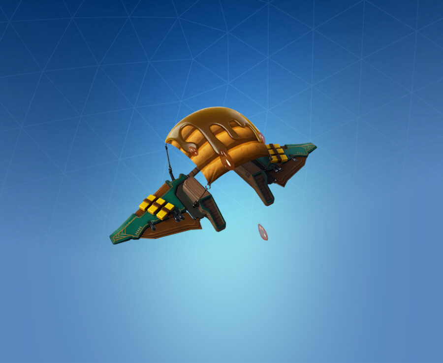Flapjack Flyer Glider