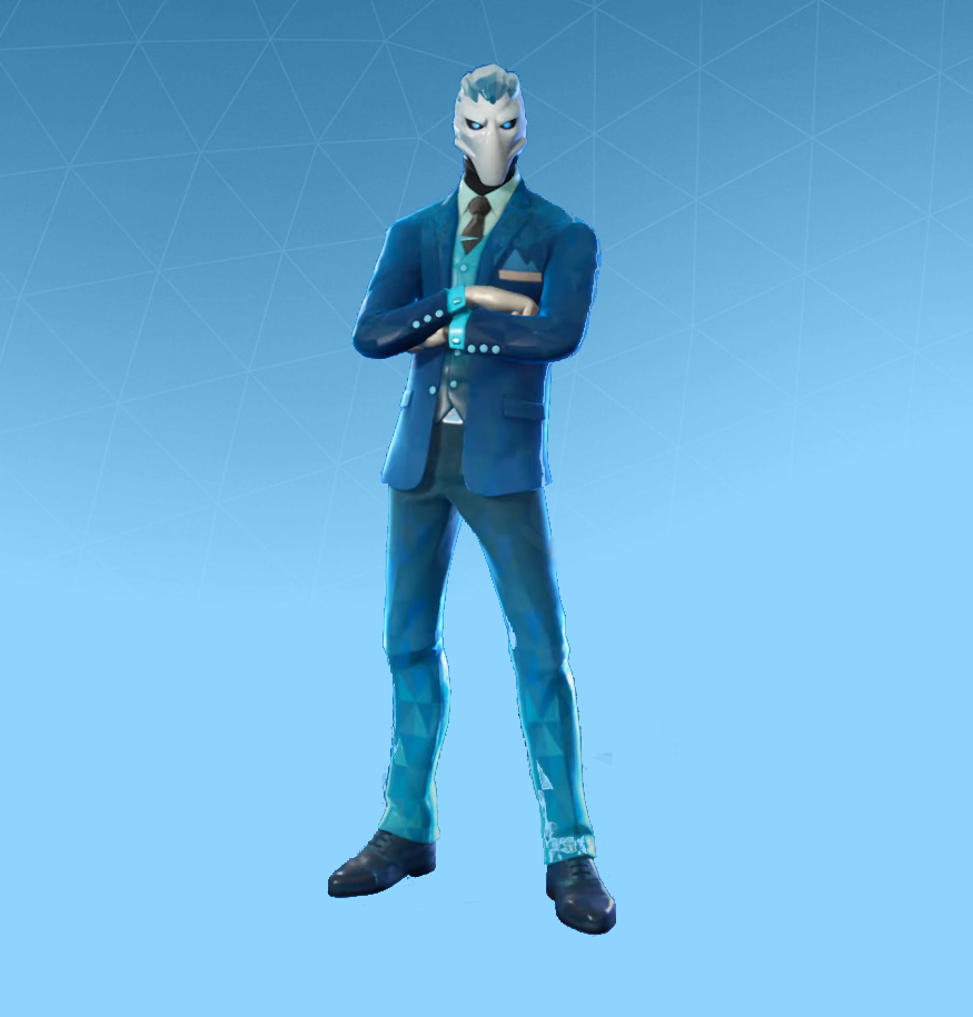 Legendary Ice Skins Fortnite Fortnite Frost Broker Skin Character Png Images Pro Game Guides