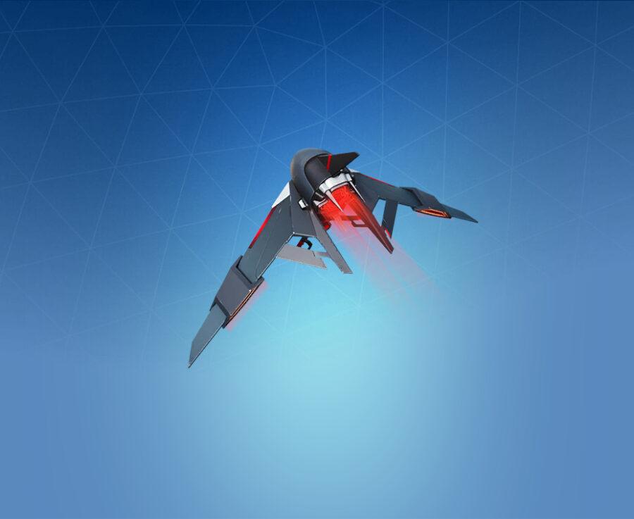 Crimson Wish Glider