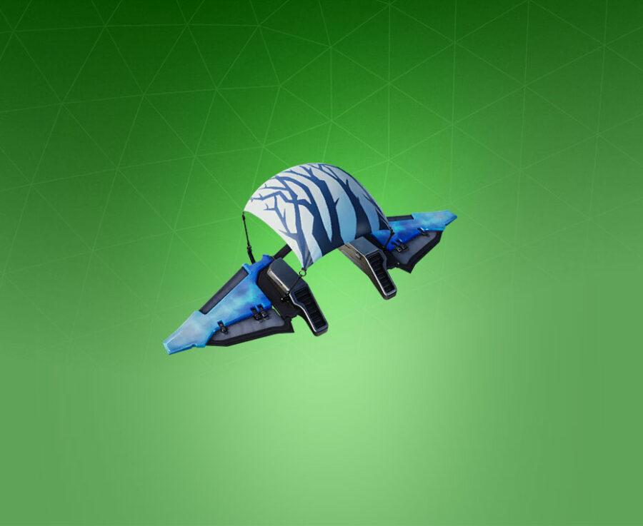Winter Wing Glider