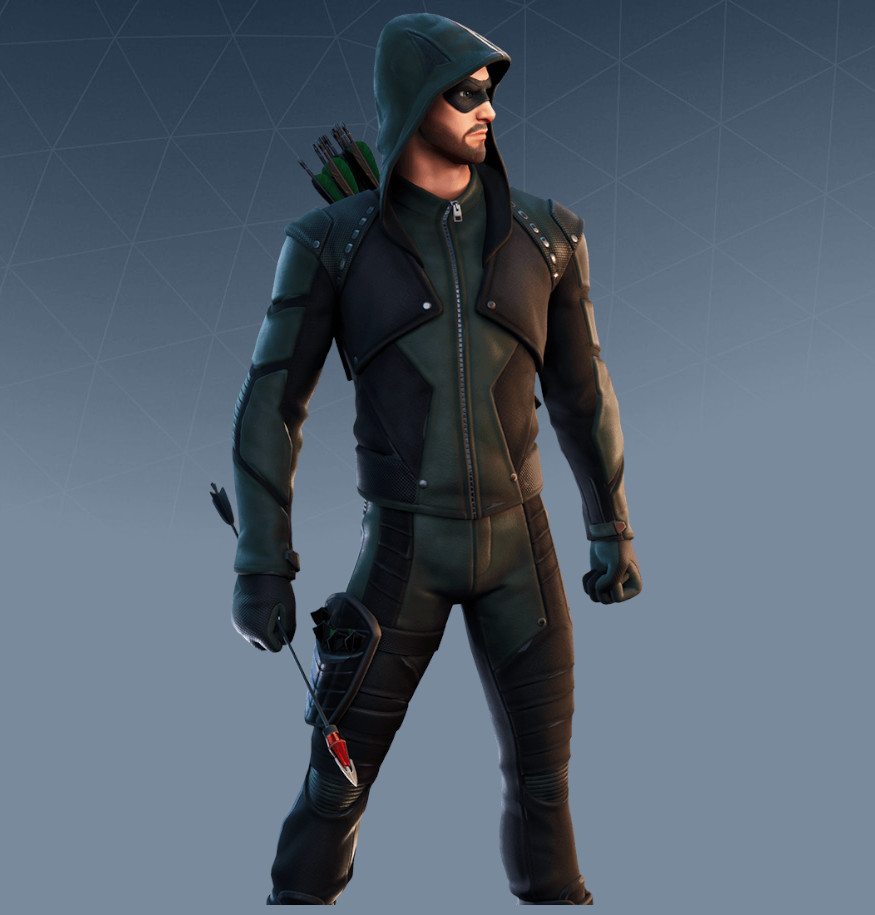 Green Arrow Skin