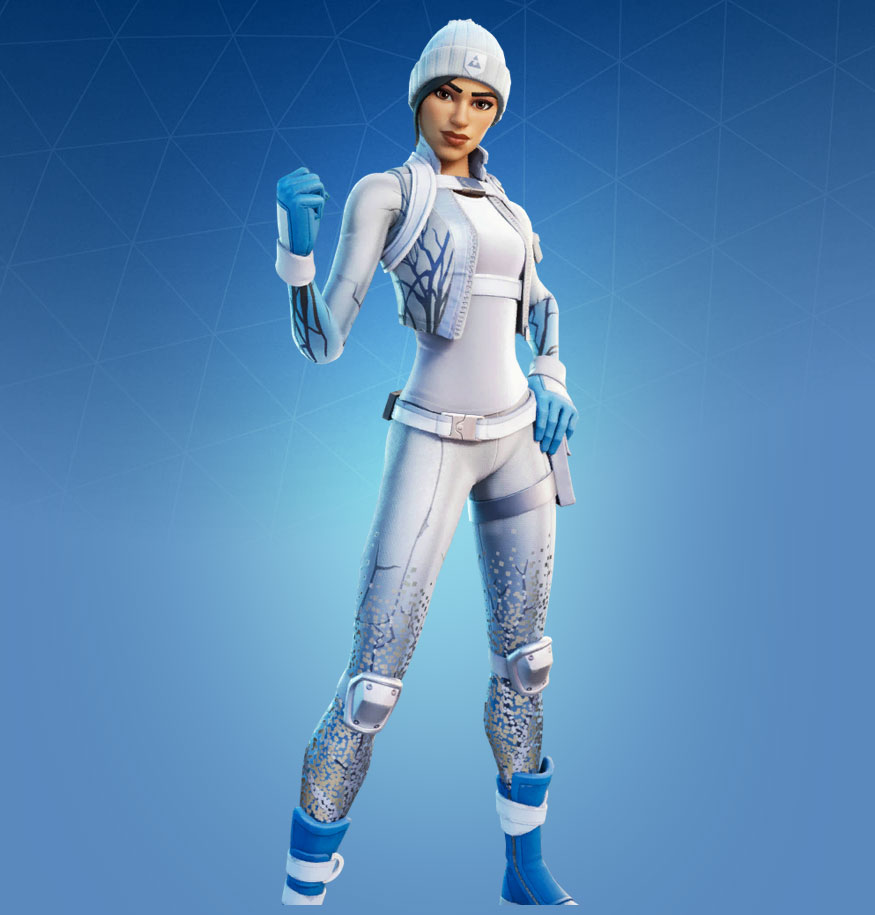 Frost Squad Skin