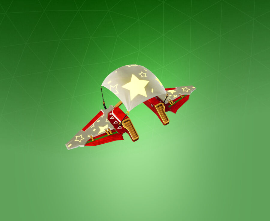 Winter's Wish Glider